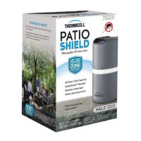 Shop Thermacell Halo Patio Shield Slate Gas Mosquito ...
