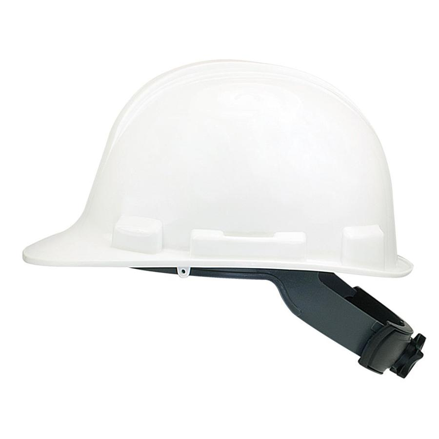 White Photo Hard Hats At Lowes