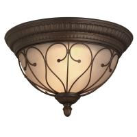 Shop Portfolio Charton Place 15.28-in W Oil-Rubbed Bronze ...