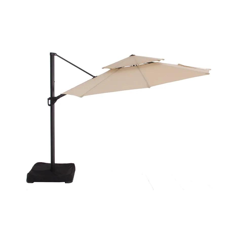 Shop Garden Treasures Patio Umbrella at Lowes.com