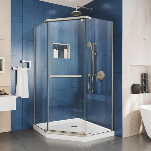 Medium Of Pivot Shower Doors