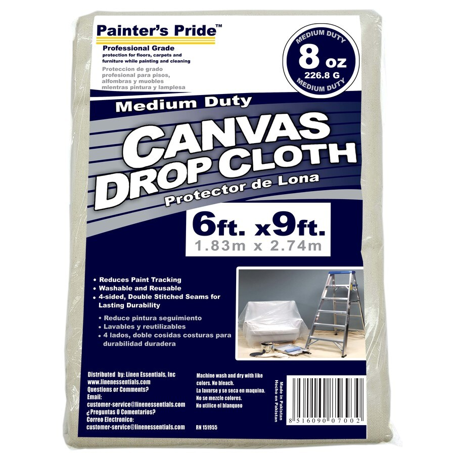 Drop Cloth Curtains Lowes Drop Cloths At Lowes