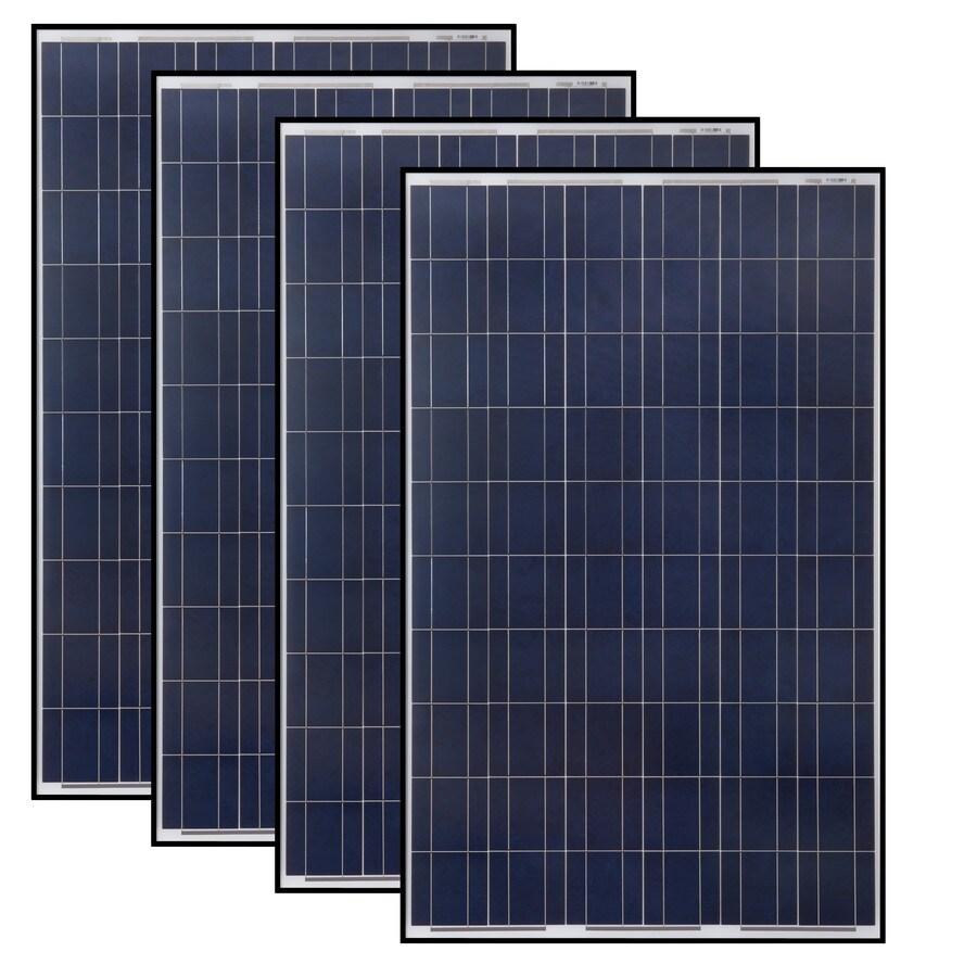 Pool Solarplane 4 X 8 Solar Panels At Lowes