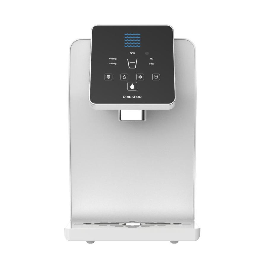 Countertop Instant Hot Water Dispenser Drinkpod Countertop Fountain Cold And Hot Water Cooler At Lowes