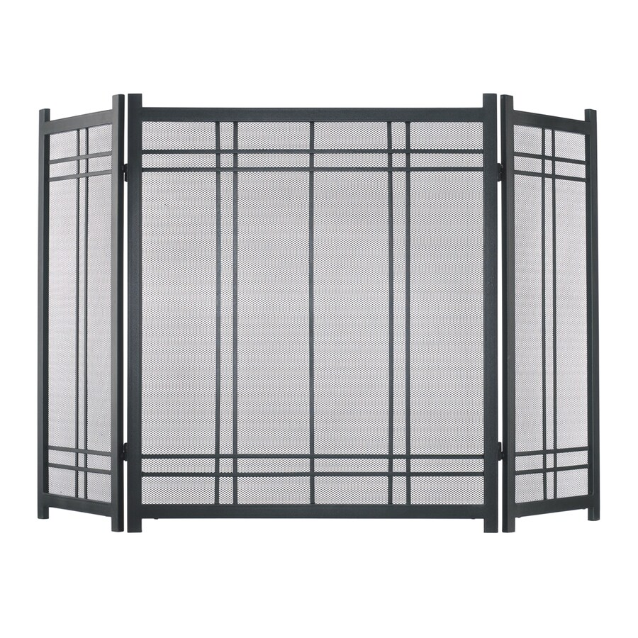 Small Fireplace Screens Under 30 Wide Fireplace Screens At Lowes