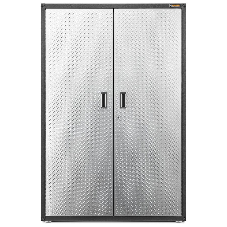 Garage Utility Cabinets Garage Cabinets Storage Systems At Lowes