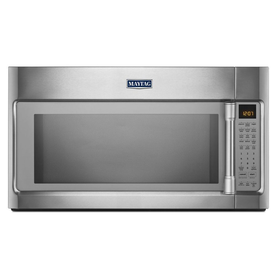 Fullsize Of Over The Range Convection Microwave
