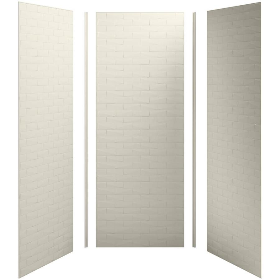 Kohler Choreograph Reviews Kohler Choreograph Sandbar Shower Wall Surround Side And