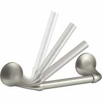 Shop KOHLER Elliston Vibrant Brushed Nickel Recessed Pivot ...