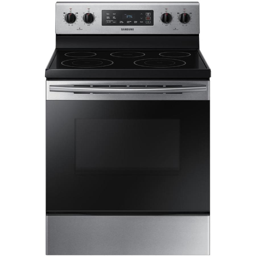 Electric Ovens For Sale Electric Ranges At Lowes