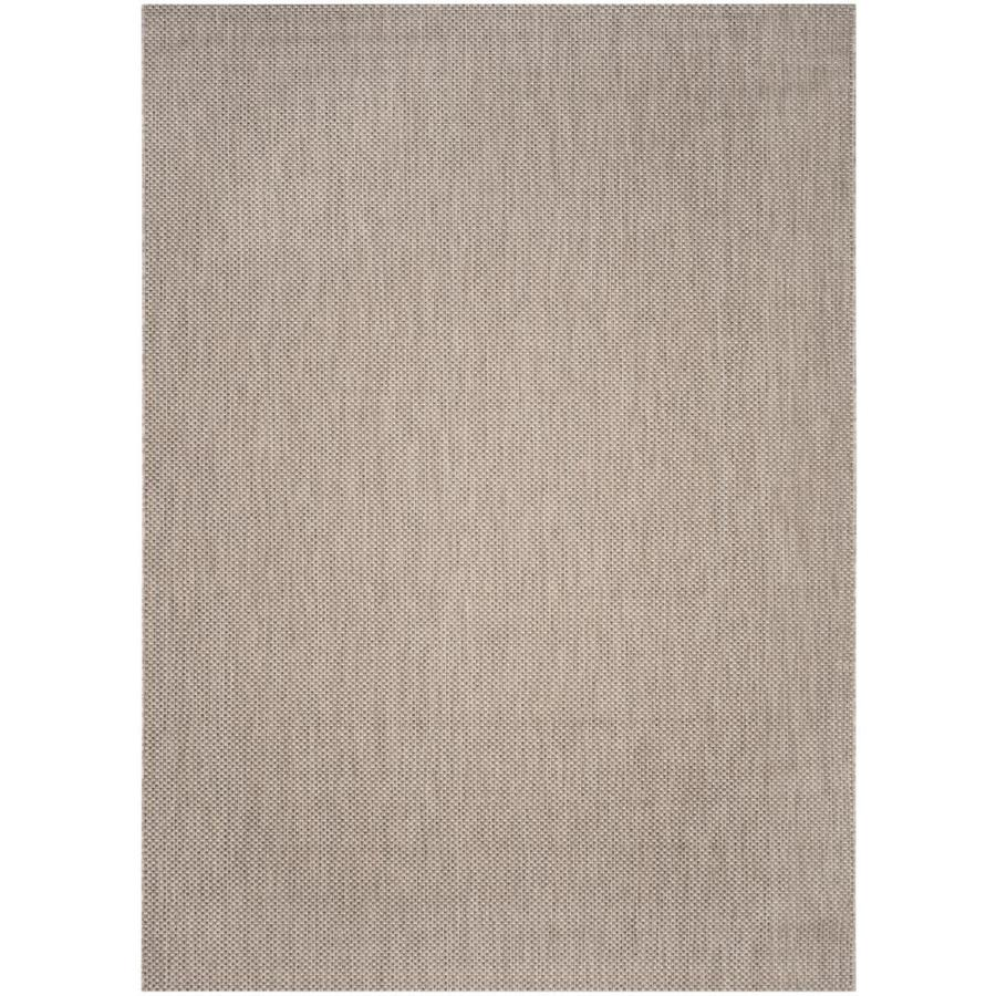 Safavieh Courtyard Safavieh Courtyard Verd Beige Brown Rectangular Indoor Outdoor