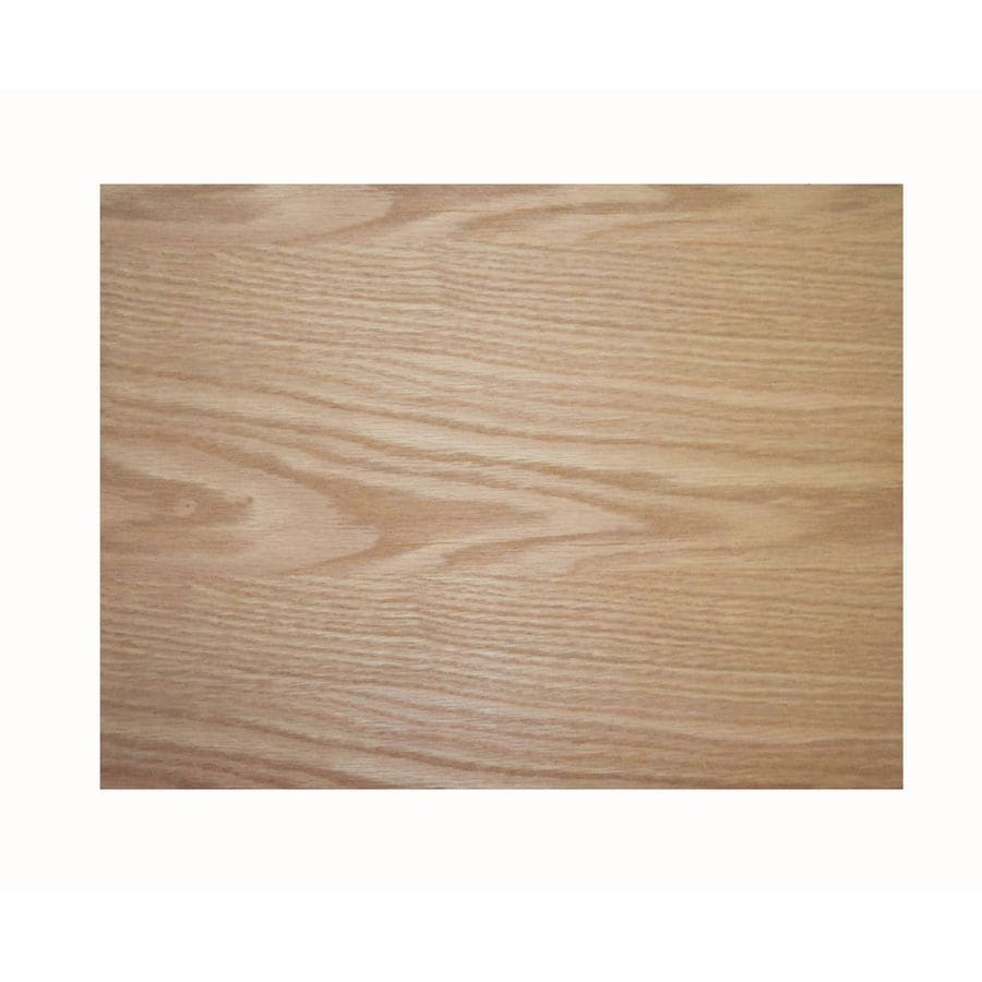 Oak Plywood 1 4 X 4 X 8 Oak Plywood At Lowes