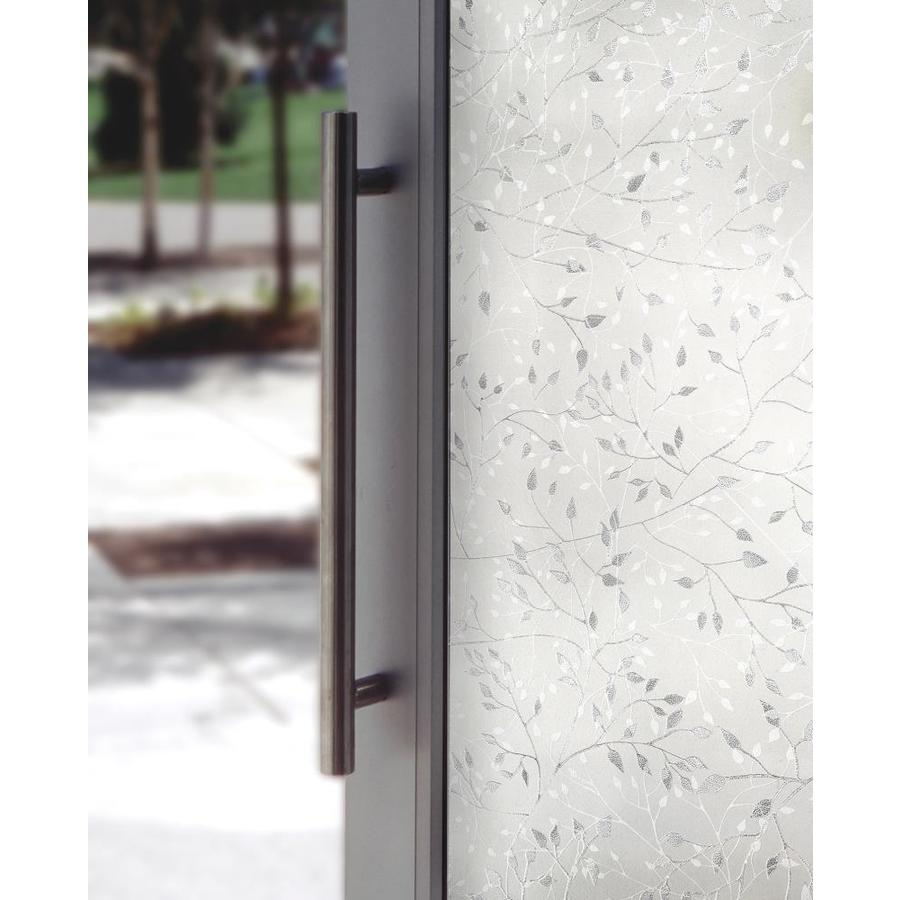 Translucent Window Film Artscape Canopy 24 In W X 36 In L Frosted Texture Frosted Privacy