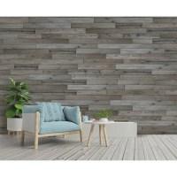 Shop Design Innovations Reclaimed Shiplap 10.5-sq ft ...