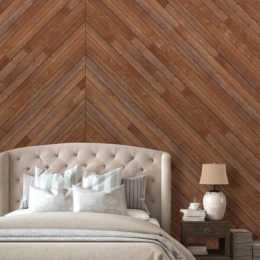 3d Wallpaper For Walls In Karachi Shop Design Innovations Reclaimed 14 Sq Ft Aged Cedar Wood
