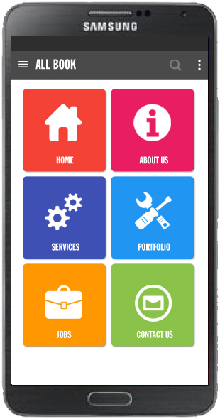Mobile Apps Templates - Mobile App Development, Android App