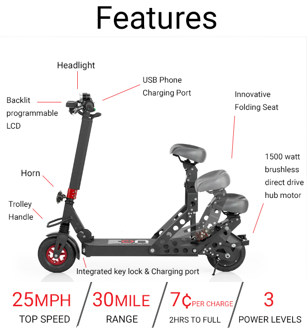 scooter opportunity