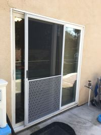 Sliding Grille Doors & Door : Marvellous Security Sliding ...