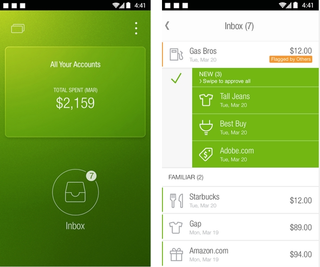 Money Tracker \u2013 No More Mysterious Credit/Debit Card Expenses One