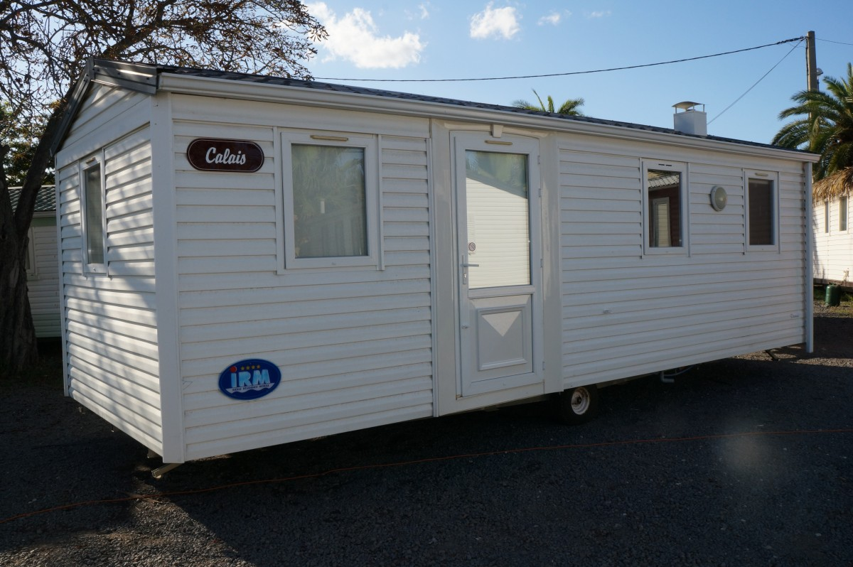 Bardage Exterieur Occasion A Vendre Mobil Home Occasion Irm Titania 2002