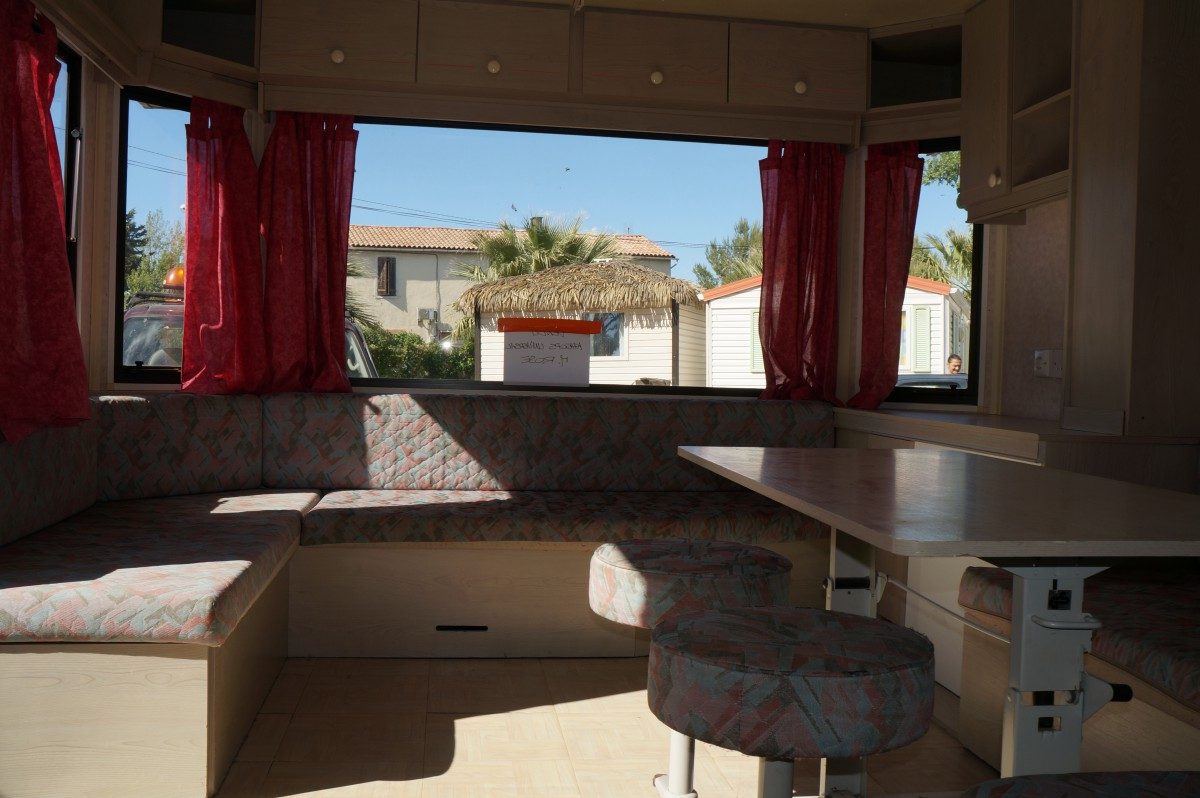 Chauffage Exterieur Gaz De Ville A Vendre Mobil Home Occasion - Willerby - French Country