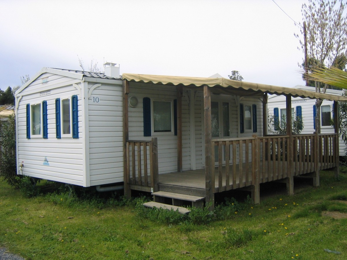 Fermeture Terrasse Mobil Home A Vendre Mobil Home Occasion Irm Super Mercure Grand Large 2005