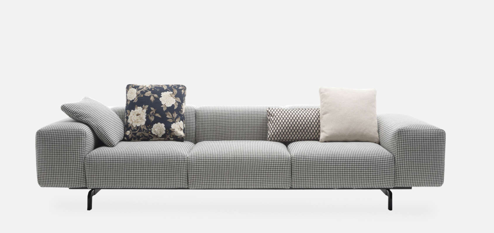 Kartell Sofa Largo Modular Sofa By Piero Lissoni For Kartell Residential