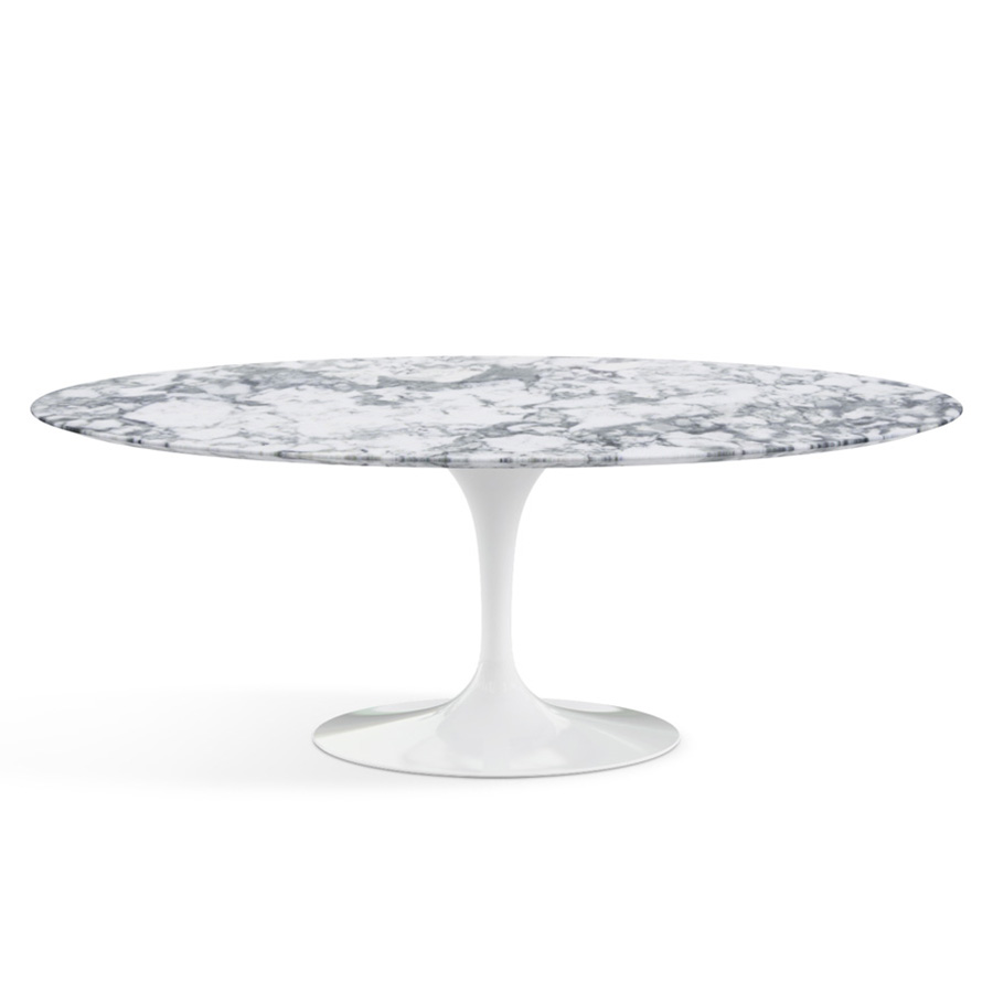 Table Marbre Ovale Le Meilleur Du Design Table Ovale Saarinen Marbre Knoll Eero Saarinen