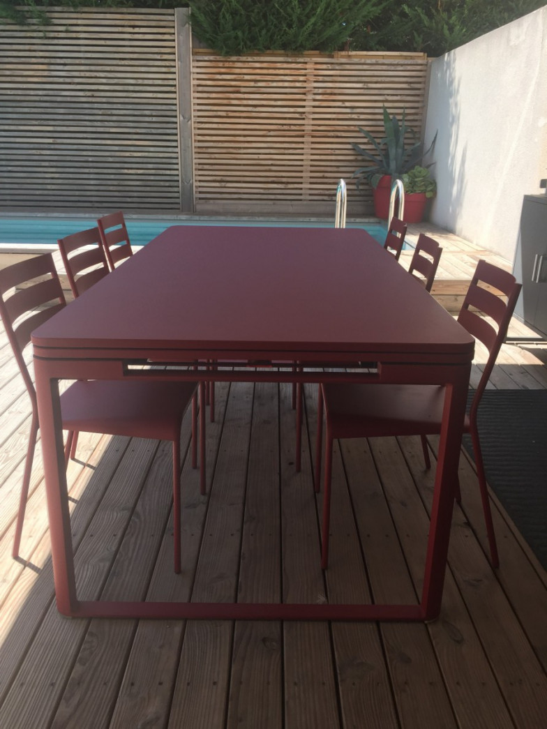 Table Jardin Occasion Fermob