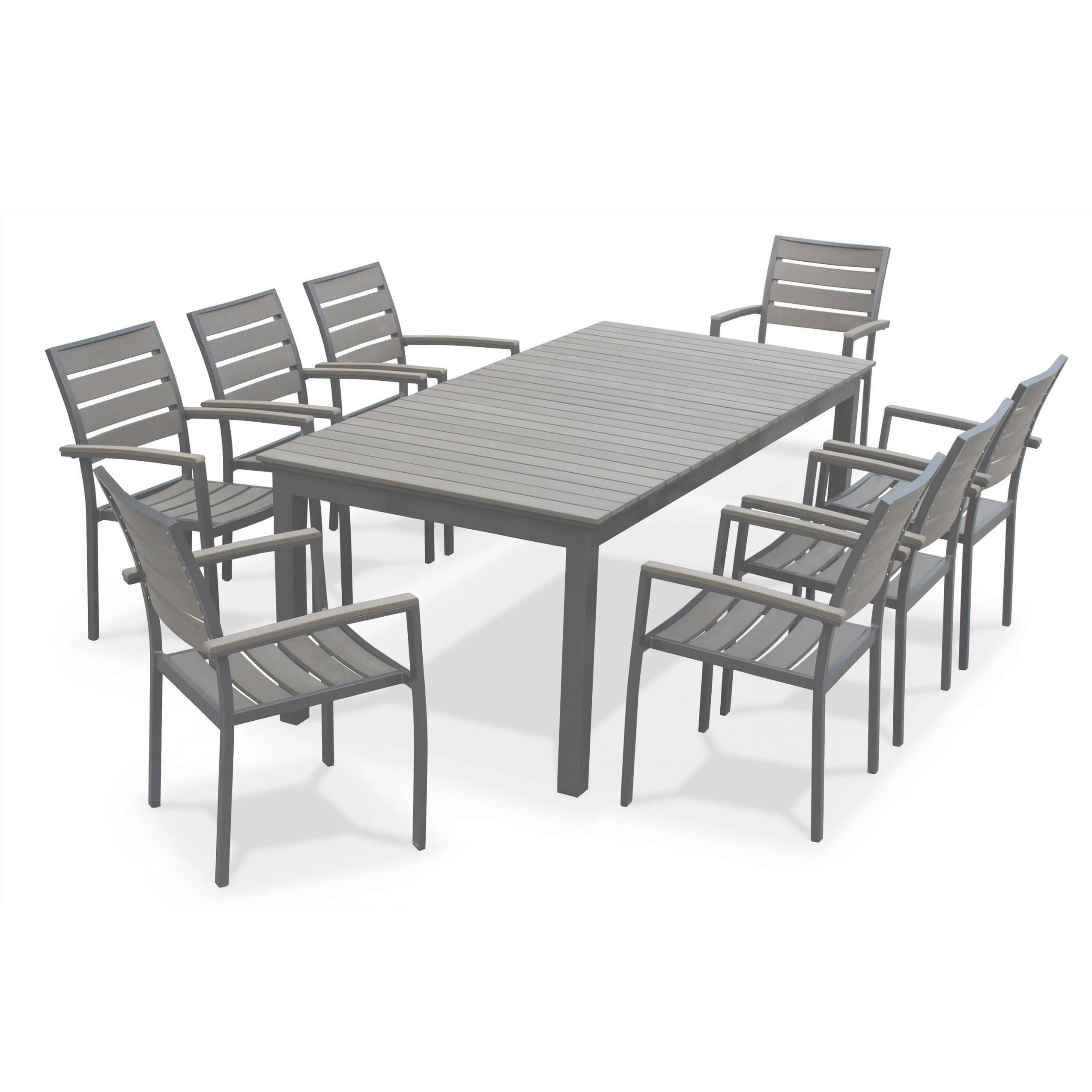 Kettler Salon De Jardin Table De Jardin A Rallonges Loft Kettler