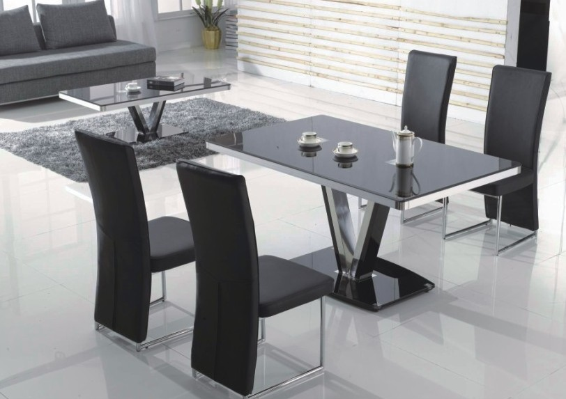 Table Bar Extensible Table Et Chaises Salle A Manger Occasion