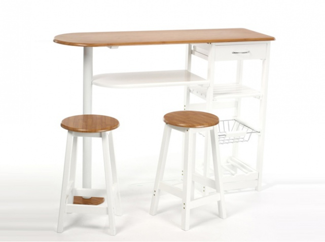 Tables Hautes Ikea Table De Bar Rabattable