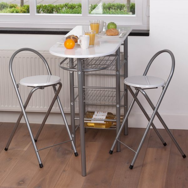 Meuble Bar Gifi Tabouret De Bar + Table
