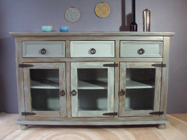 Meuble Vasque Design Italien Buffet De Cuisine Grillage