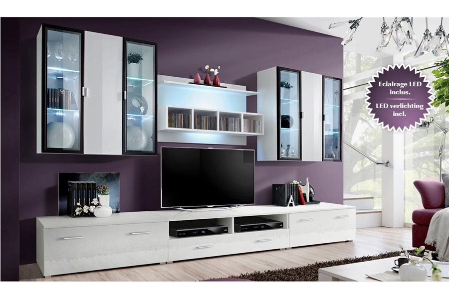 Meuble Bas Long Salon Meuble Tv Bas Et Long Design