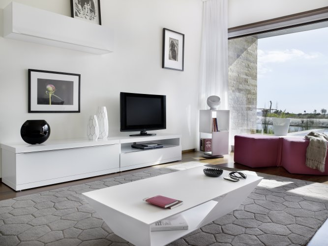 Meuble Tv Chloe Design Meuble Tv Bas Et Long Design