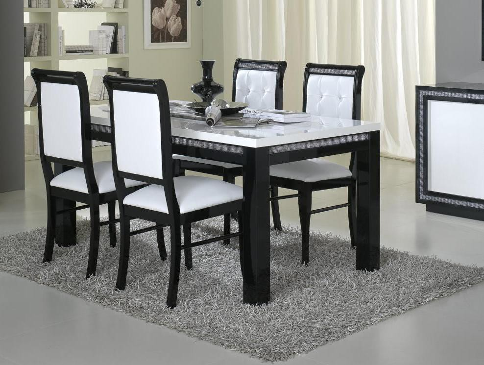 Table Salon Chaise Table A Manger Et Chaises Pas Cher
