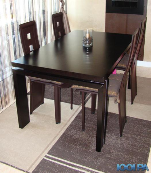 Table Ronde Salle A Manger Pas Cher Table Salle A Manger Wenge
