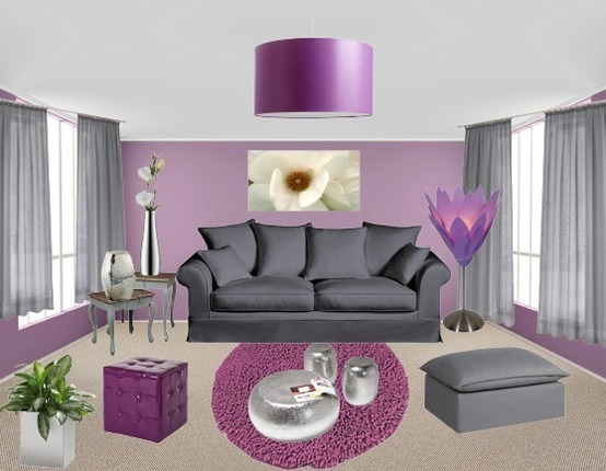 Meuble Tv Italien Design Tapis Salon Mauve