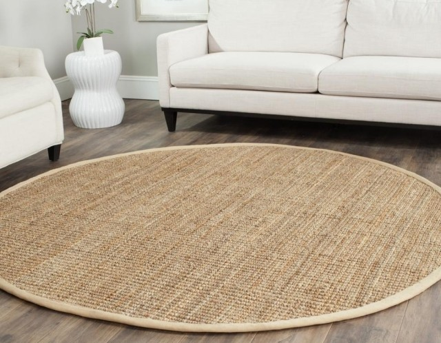 Table Chaise Encastrable Tapis Salon Rond