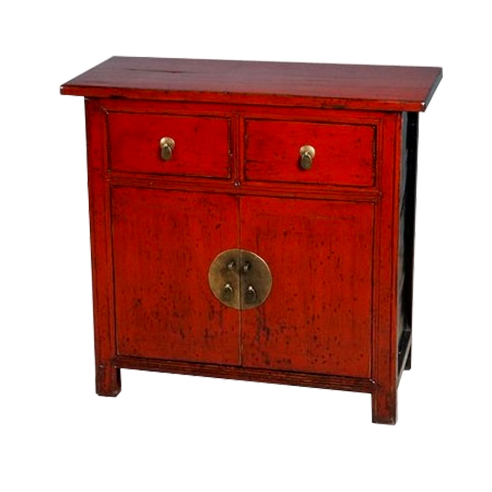 Meuble Chinois Rouge Meuble D Appoint Chinois Rouge