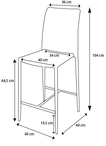 sofa chair measurements - Google Search Architecture Measurements