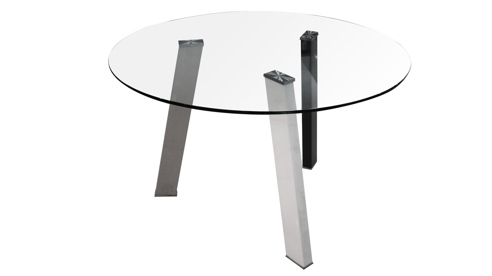 Table Ronde En Verre But Pied De Table Guide D 39achat