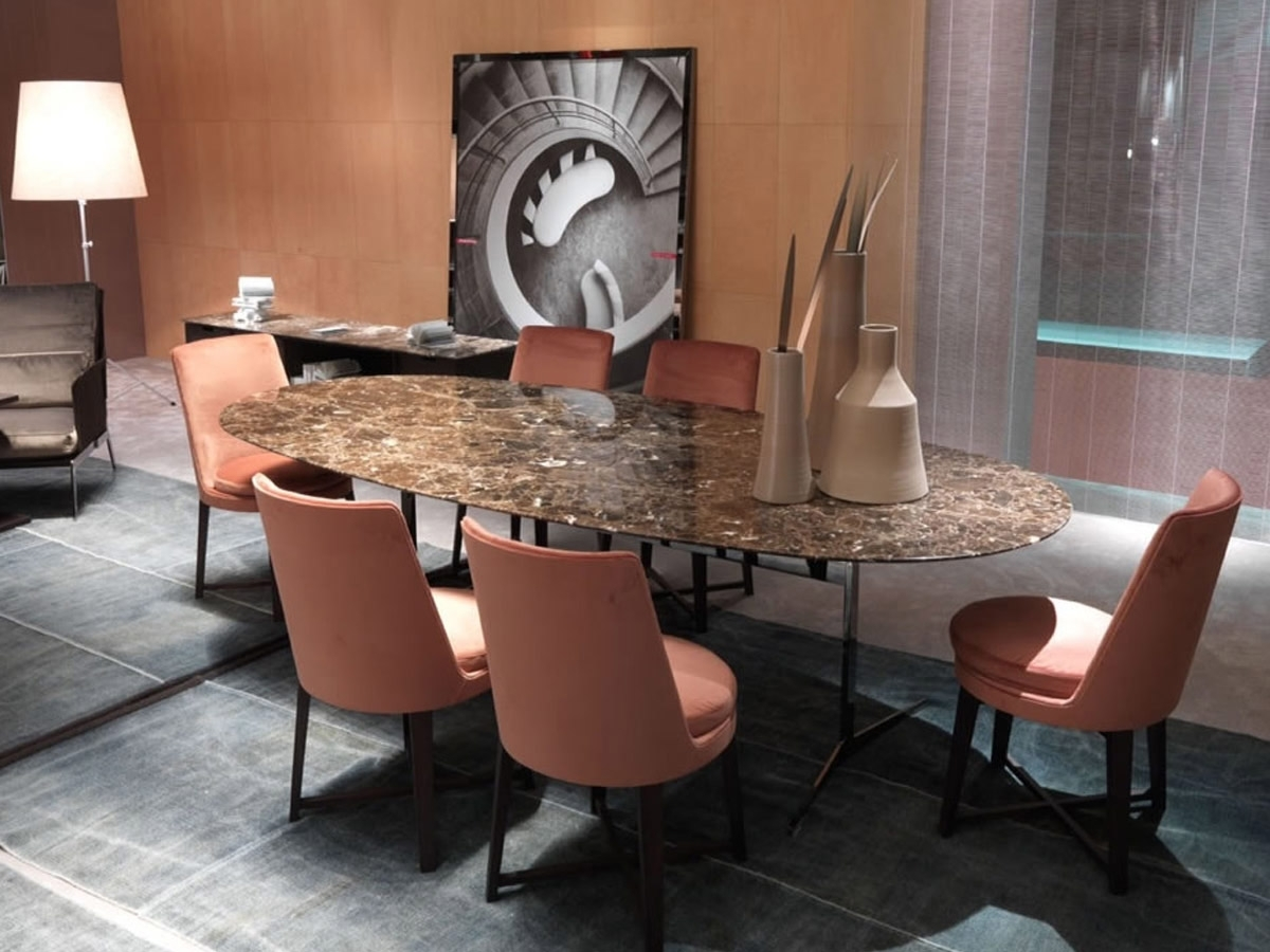 Fly Marble Table By Flexform Best Price Guaranteed