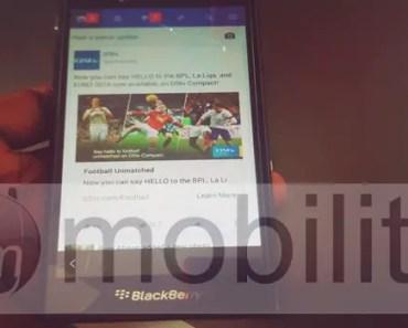 BlackBerry 10-Fecebook-lite