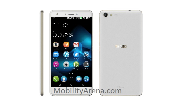 Official: TECNO Boom J8 Specifications & Price