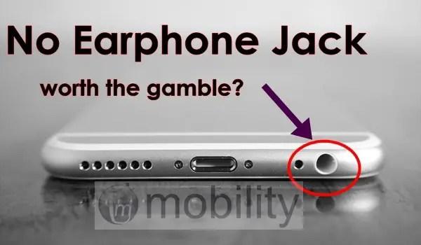 No-earphone-jack