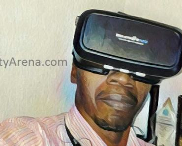 virtual reality glasses mr mo