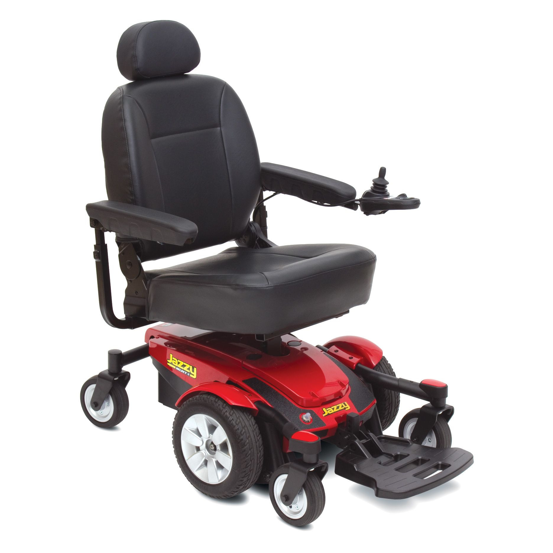 Electric Chair Mobility Jazzy Select 6 Power Wheelchair For Sale Lowest Prices