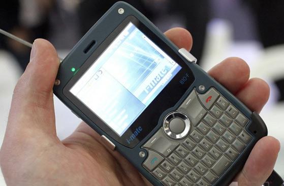 i-mate 810-f Cep Telefonu
